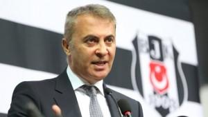 Fikret Orman Beşiktaş camiasına seslendi