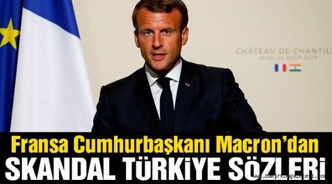 Fransa'dan skandal Türkiye çıkışı: Tolere etmeyiz