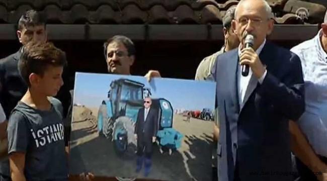 Kılıçdaroğlu'ndan Erdoğan'a: Tozdan, topraktan korkuyorsan orada ne işin var?