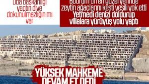 YARGI  ZENGİNE FARKLI RANTA DEVAM DEDİ!