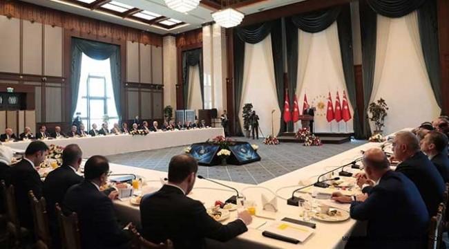 Belediye başkanları Erdoğan'dan ne talep etti, hangi kararlar alındı?