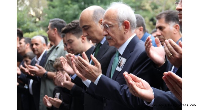 CHP LİDERİ KILIÇDAROĞLU BAKIRKÖY'DE!