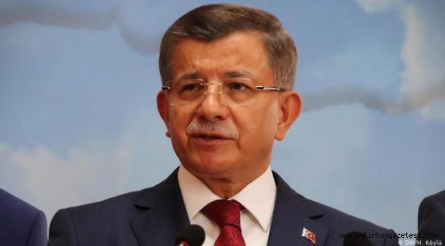 Davutoğlu yeni il binasını Bakırköy İncirli'de mi tuttu?