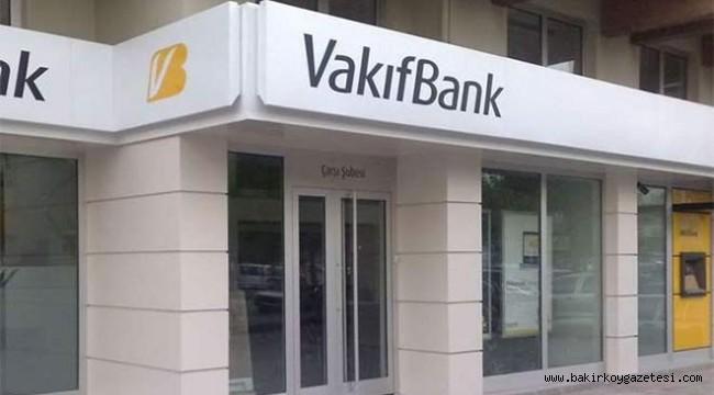 Vakıfbank'ta büyük tayin operasyonu