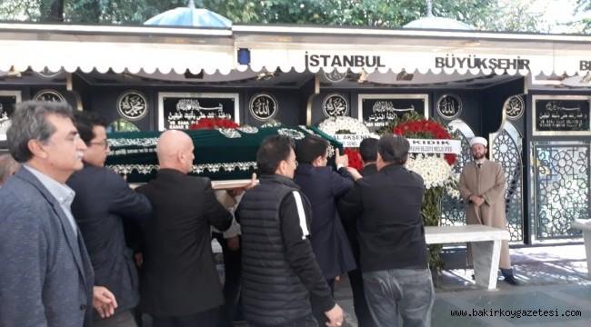 Bakırköy'de Aytekin Yıldırım'ı binler uğurladı  !