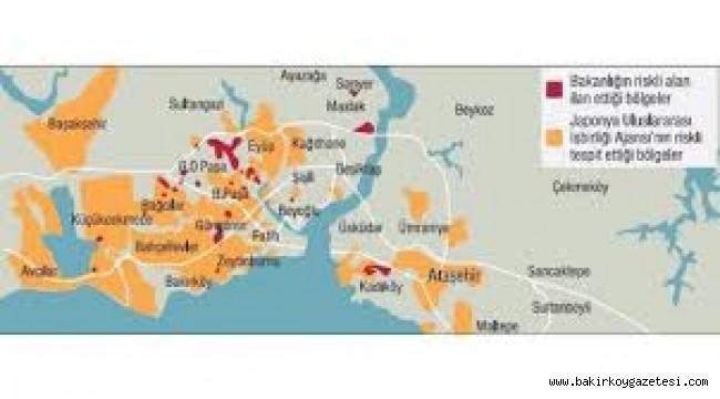 Bakırköy depremde en riskli ilçelerin başında !Siyasiler Göreve