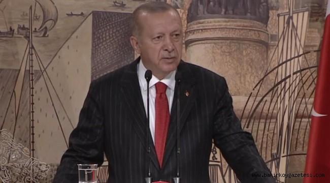 Erdoğan'dan Trump mektubu hakkında ilk açıklama: Karşılıklı sevgi, saygımız!