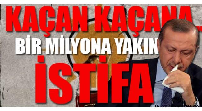 AKP'de büyük deprem!