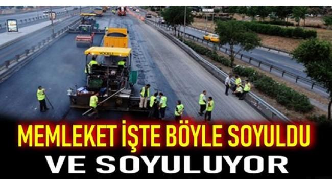 AKP'ye yakınlığıyla dikkat çeken MET-GÜN İnşaat'ın aldığı milyarlık İstanbul'un altyapı işi ihalesinin...