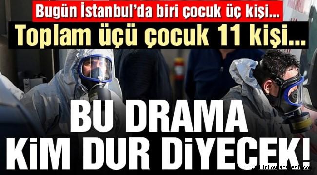 Bakırköy'de siyanürlü intihar ! Bir aile yok oldu