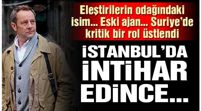 Bomba haber: Kritik isim İstanbul'da ölü bulundu