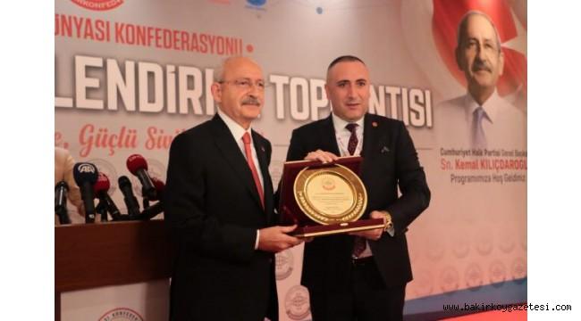 CHP Lideri Kılıçdaroğlu: Saat başı 2 milyon dolar faiz ödüyoruz