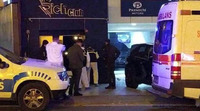 Etiler'de Ünlü gece kulübünün sahibinin şüpheli  ölümü!