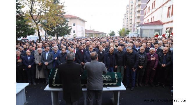 KERİMOĞLU AİLESİ'NİN ACI GÜNÜ !  BİNLERCE SEVENİ YOLCU ETTİ!