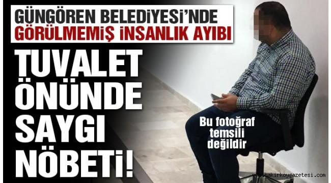 AKP'Lİ BELEDİYE'DE KİBİR SON SAFHADA!