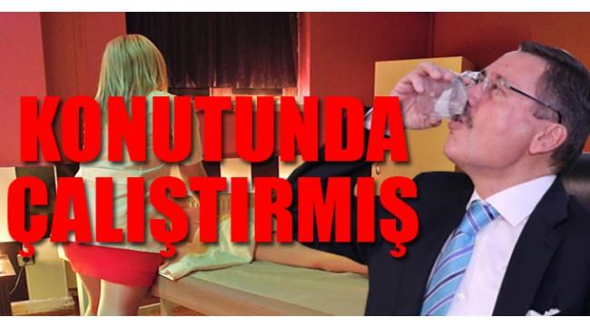 AKP'li Melih Gökçek'in 'masaj' sevdası: Moldovalı masörün maaşını kim ödedi?