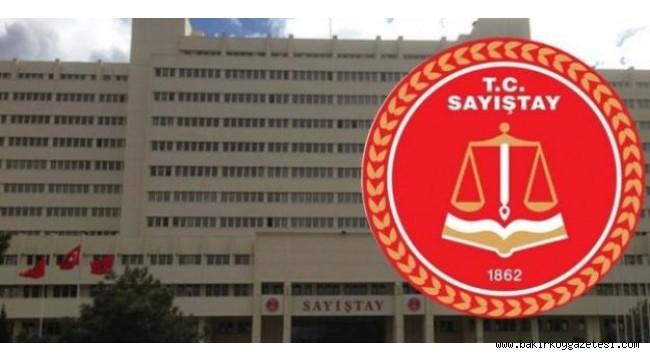 AKP'nin talanını Sayıştay tescilledi !