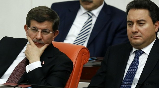 Babacan ve Davutoğlu'nun temasta olduğu Kürt siyasetçiler ortaya çıktı