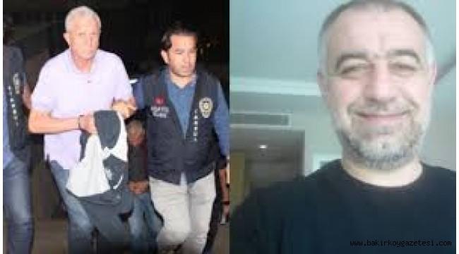 Bakırköy'de Azeri iş adamının öldürülmesine ilişkin soruşturma tamamlandı