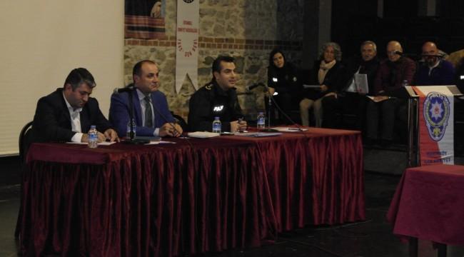 Bakırköy'de Huzur Toplantısı