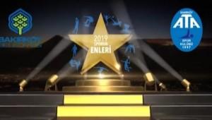 Bakırköy'de Sporun Enleri 2019 ödülleri sahiplerine verildi