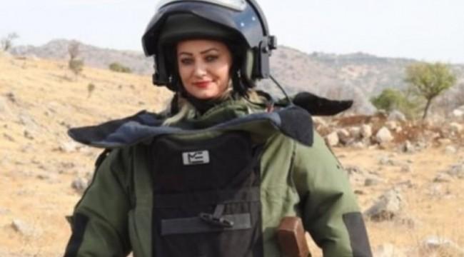Bomba imha uzmanı kadın astsubay neden şehit oldu?