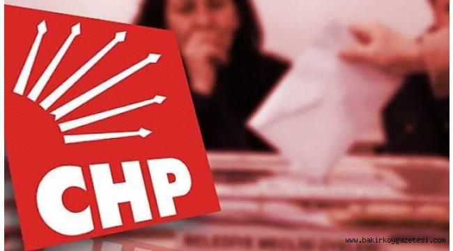 CHP Bakırköy'de  ilçe kongresi tarihi belli oldu