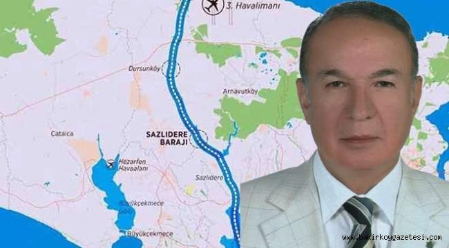 Kanal İstanbul'a ÇED raporunu veren firmanın sahibi yolsuzluktan tutuklanmış