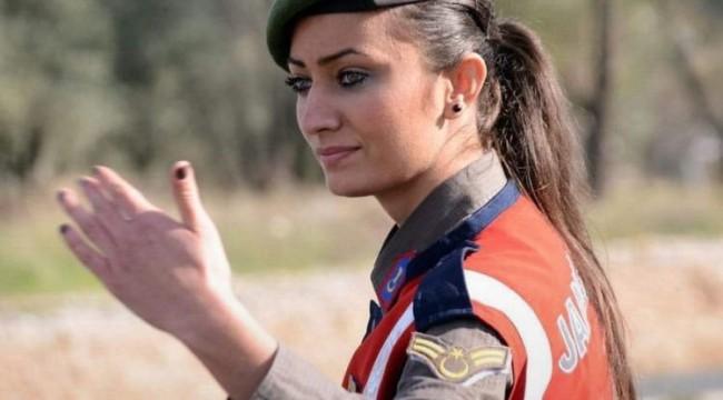 Şehit  Jandarma Astsubay Üstçavuş Esma Çevik'in cenazesi Ataköy 5.Kısım Camiinden kaldırılacak!