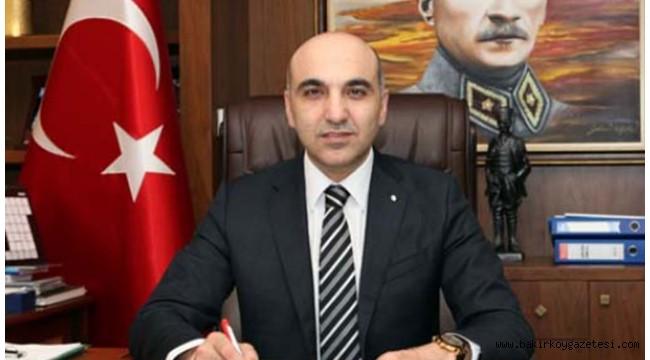 Başkan Dr. Bülent Kerimoğlu'ndan  Sibel Ünli mesajı