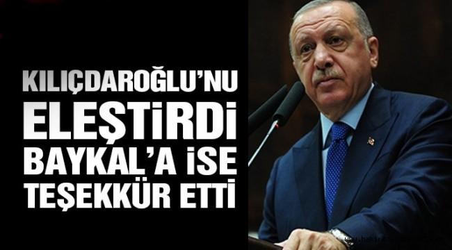 Cumhurbaşkanı Erdoğan, AKP grup toplantısında