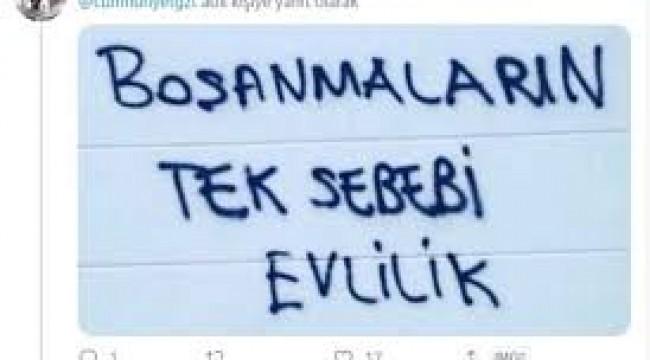 'Evlenmeyip evde kalıyorlar' diyen Erdoğan, sosyal medyanın gündemine oturdu