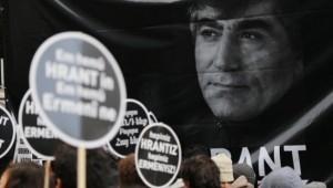 Hrant Dink, katledilişinin yıl dönümünde anıldı