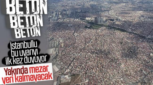İstanbul'da mezar yeri sıkıntısı yaşanacak