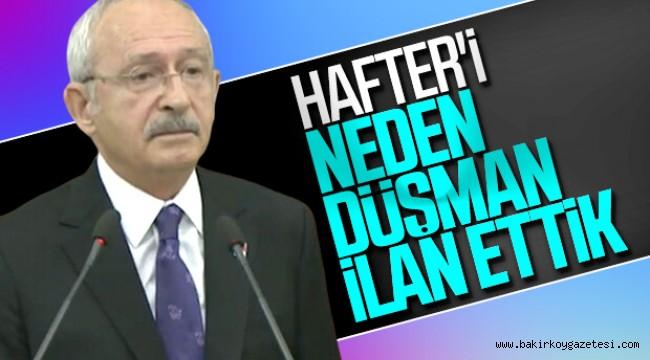 Kılıçdaroğlu: Kankası Erdoğan'ı yalanlıyor, akla mantığa bakın