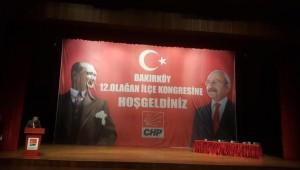Son Dakika! Bakırköy CHP İlçe Başkanı belli oldu!