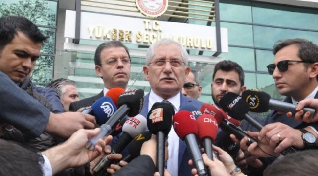 YSK Başkanı Sadi Güven: Dünyanın en iyi seçim kurumlarından biriyiz