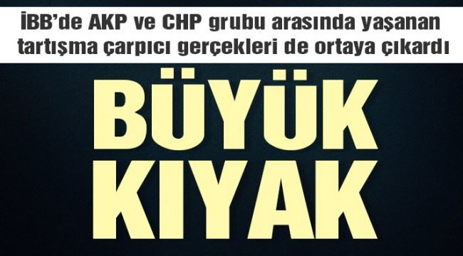 AKP, yıllarca kira ödemeden İBB binalarını kullanmış
