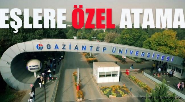 Gaziantep Üniversitesi'nde bir skandal daha