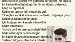 KADİR GEREĞİNİ YAPTI SERBEST BIRAKILSIN ,SIRA DEVLETTE!