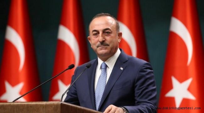 Çavuşoğlu: 3 bin 614 Türk vatandaşı bu gece Türkiye'ye getirilecek