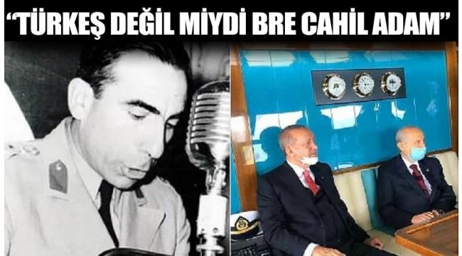 AKP 'li Abdulkadir Selvi'den Alparslan Türkeş hatırlatmalı çok konuşulacak tweet