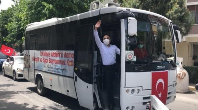 Bakırköy'de Korona 19 Mayıs Coşkusuna engel olamadı