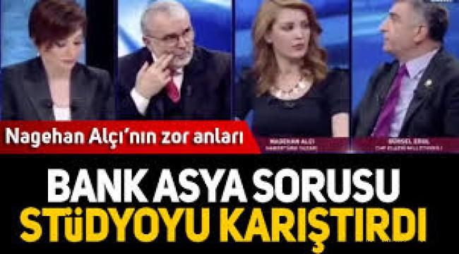 CHP'li Erol'dan canlı yayında Nagehan Alçıya tarih dersi verdi!