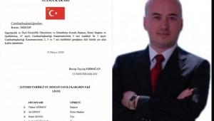 FETÖ ile mücadelede bugün! Türker Gürsoy, SEDDK Başkanlığına atandı