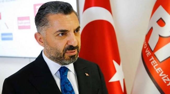Listeli ölüm tehdidine sessiz kalan RTÜK Başkanı 'şahsına yönelik hakaretler' için harekete geçti