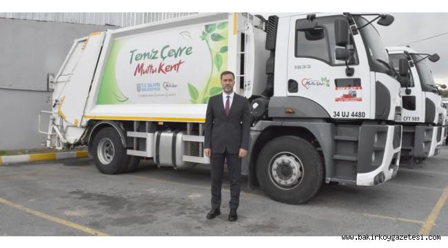 Silivri, İstanbul'da çöp işini ihale etmeyen tek belediye oldu!