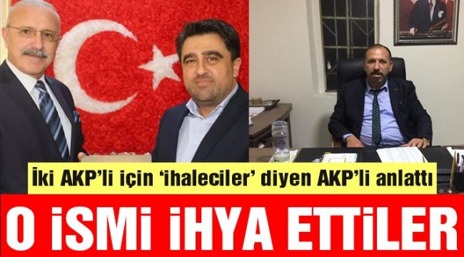 3 milyon liralık israf iddiası sonrası AKP'liler AKP'liyi savcılığa şikayet etti