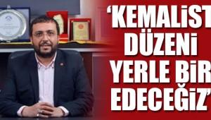AKP ilçe başkanı tehditler savurdu