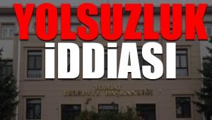 Belediyede yolsuzluk operasyonu: Gözaltına alınanlar var
